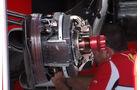 Bremse - Ferrari - GP Australien - 14. März 2012