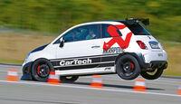 Bremsprüfung, Akrapovic Fiat 500