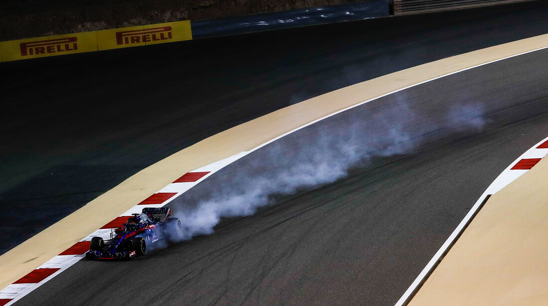 Brendon Hartley - Formel 1 - GP Bahrain 2018