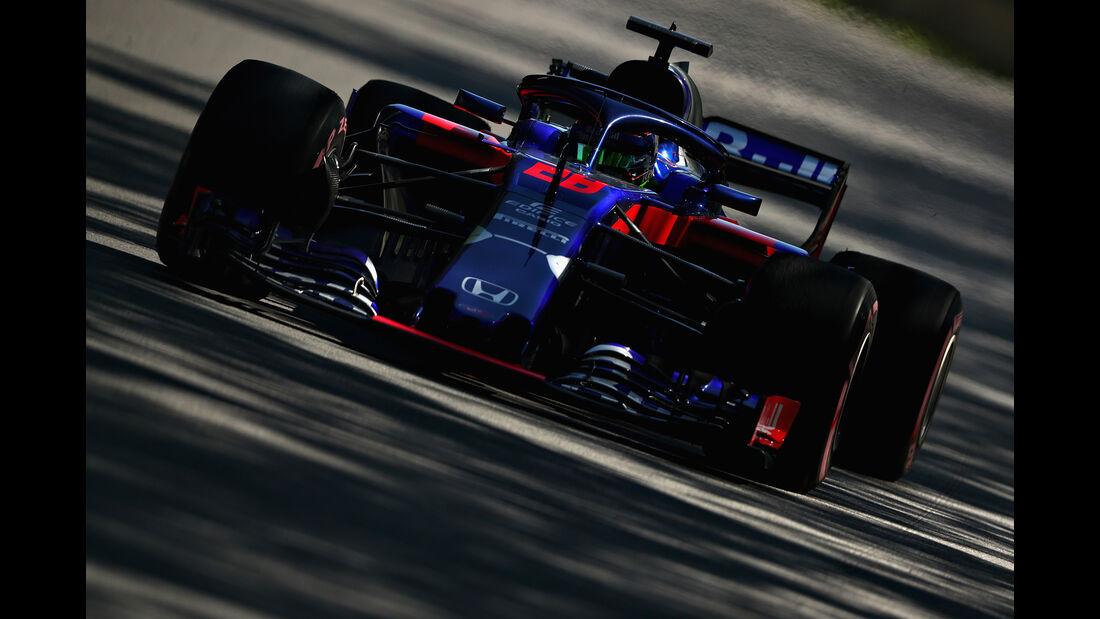 Brendon Hartley - Formel 1 - GP Kanada 2018
