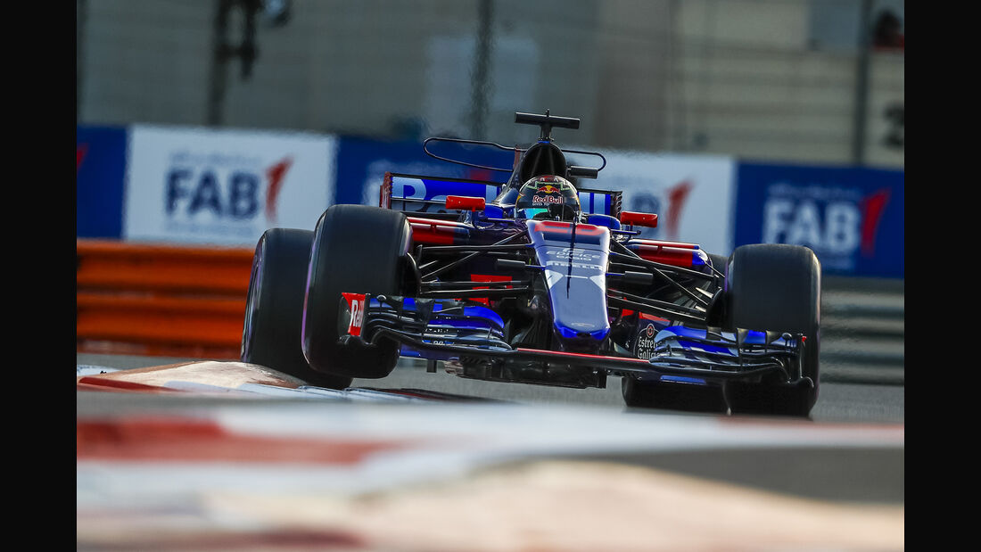 Brendon Hartley - GP Abu Dhabi 2017