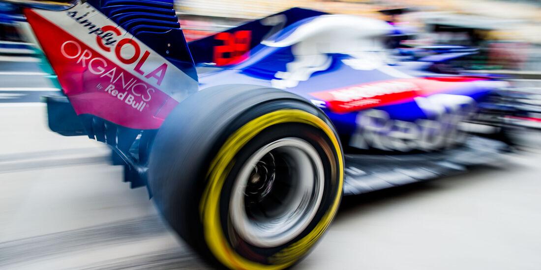 Brendon Hartley - GP China 2018