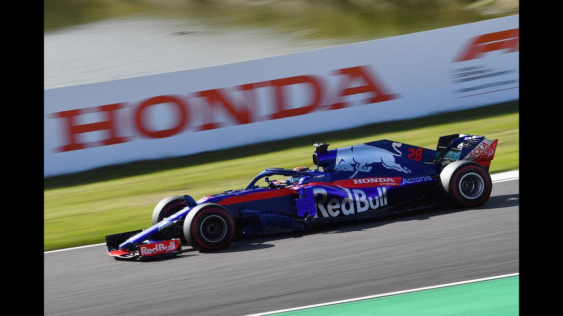 Brendon Hartley - GP Japan 2018