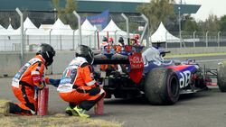 Brendon Hartley - GP Mexiko 2017