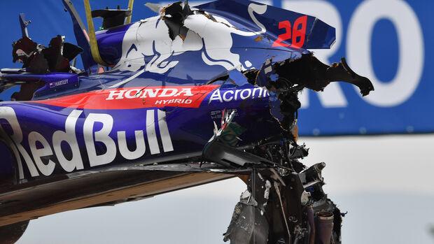 Brendon Hartley - GP Spanien 2018