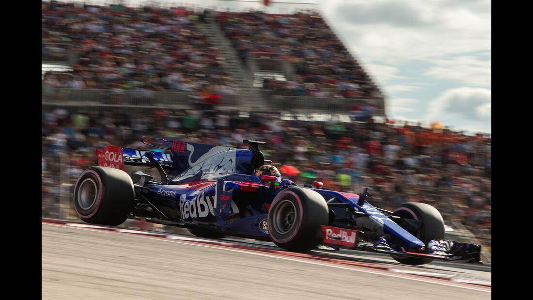 Brendon Hartley - GP USA 2017