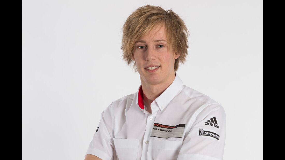 Brendon Hartley - Porsche 2014