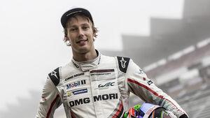 Brendon Hartley - Porsche - Fuji - 2017