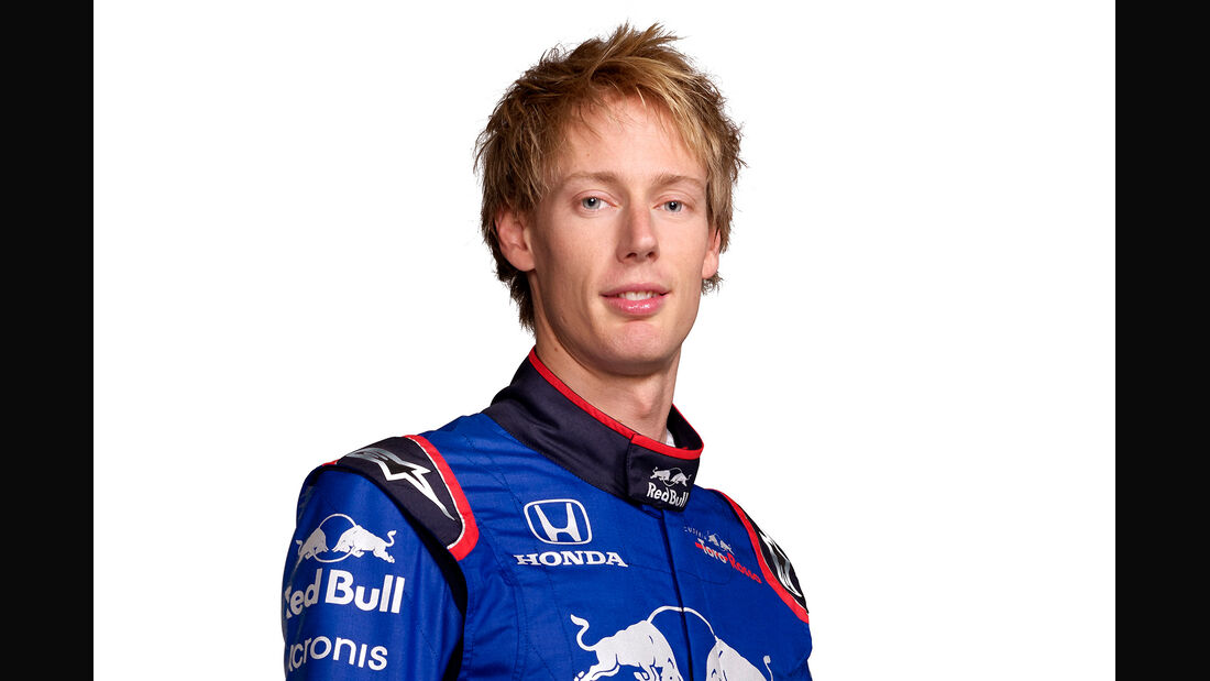Brendon Hartley - Porträt 2018