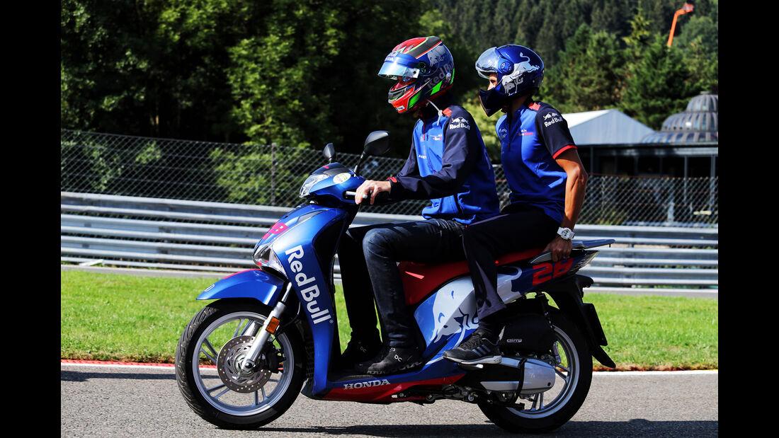 Brendon Hartley - Toro Rosso - Formel 1 - GP Belgien - Spa-Francorchamps - 23. August 2018
