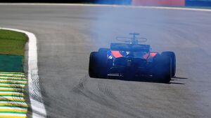 Brendon Hartley - Toro Rosso - Formel 1 - GP Brasilien - 10. November 2017