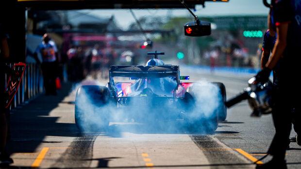 Brendon Hartley - Toro Rosso - Formel 1 - GP Kanada - Montreal - 8. Juni 2018