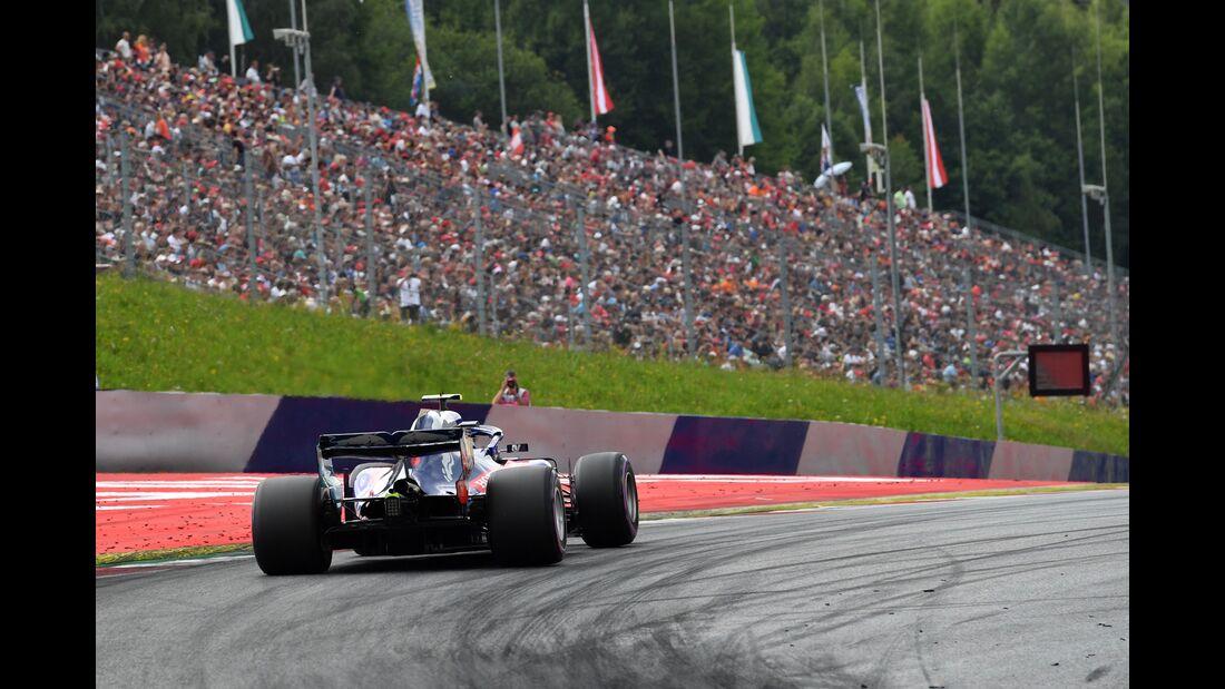 Brendon Hartley - Toro Rosso - Formel 1 - GP Österreich - 30. Juni 2018