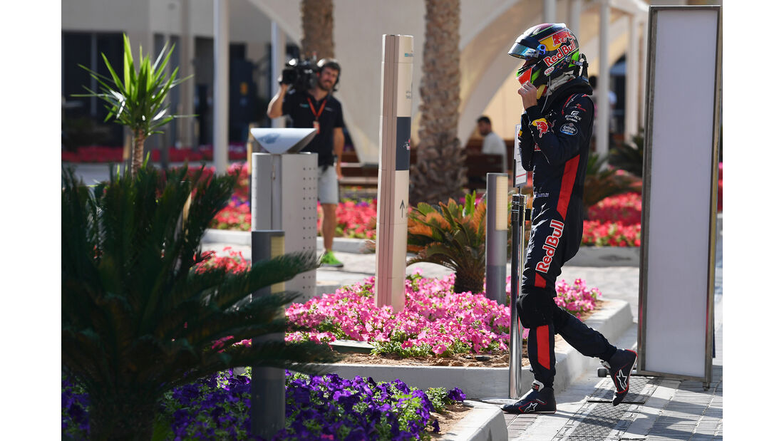 Brendon Hartley - Toro Rosso - GP Abu Dhabi - 25. November 2017