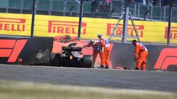 Brendon Hartley - Toro Rosso - GP England - Silverstone - Formel 1 - Samstag - 7.7.2018