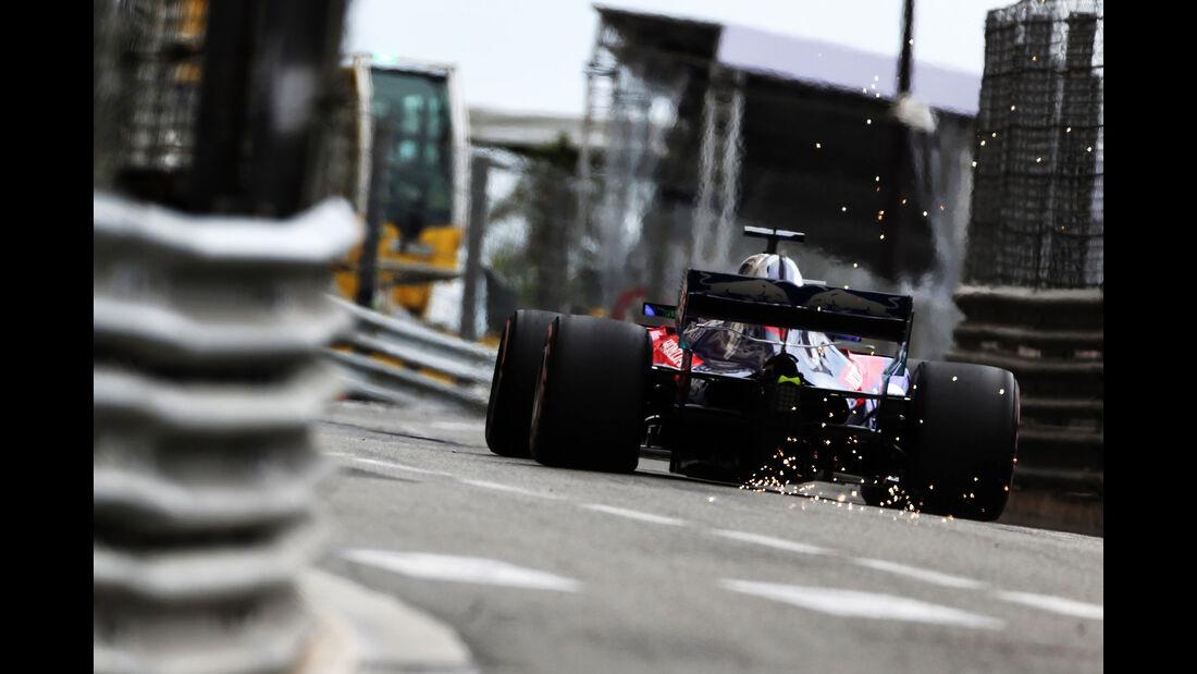 Brendon Hartley - Toro Rosso - GP Monaco - Formel 1 - Donnerstag - 24.5.2018