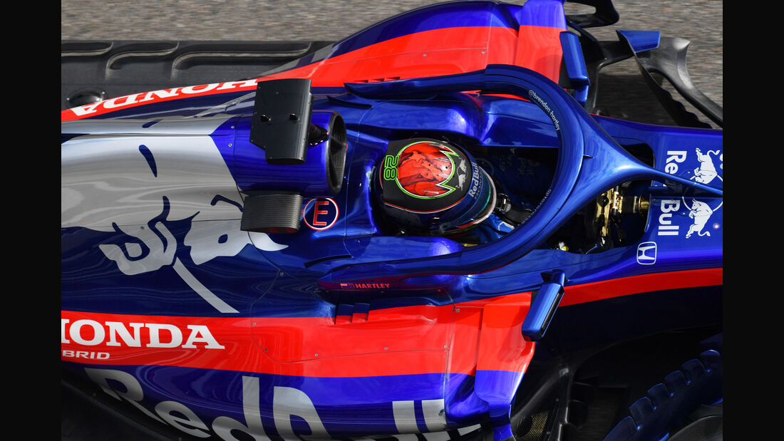Brendon Hartley - Toro Rosso - GP Russland - Sotschi - Formel 1 - Freitag - 28.9.2018