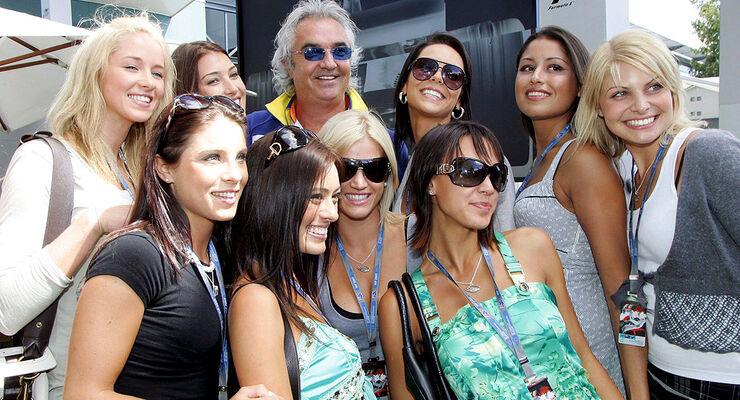 Briatore & Girls