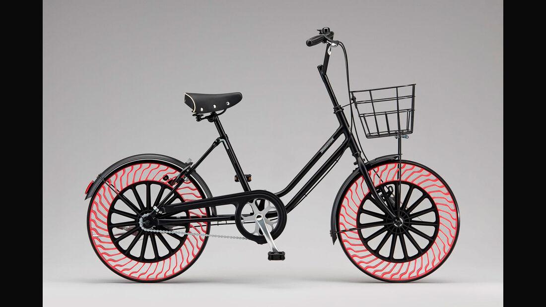 Bridgestone Air Free Bicycle Tire