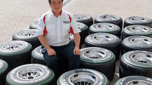 Bridgestone F1-Reifen