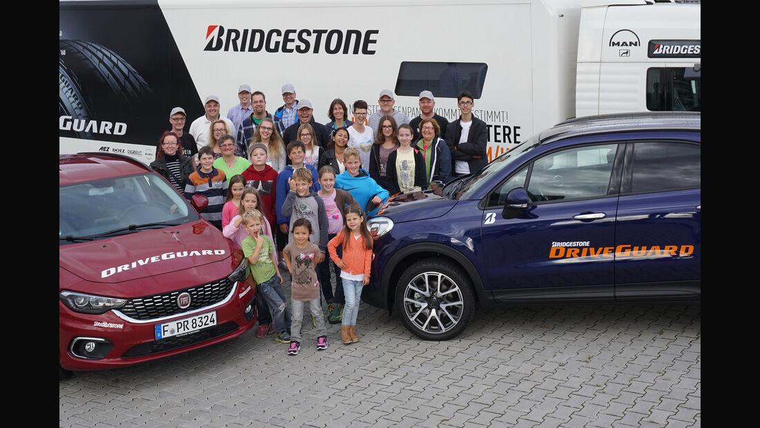 Bridgestone Family Safety Drive 2017, Advertorial, Fahrtraining