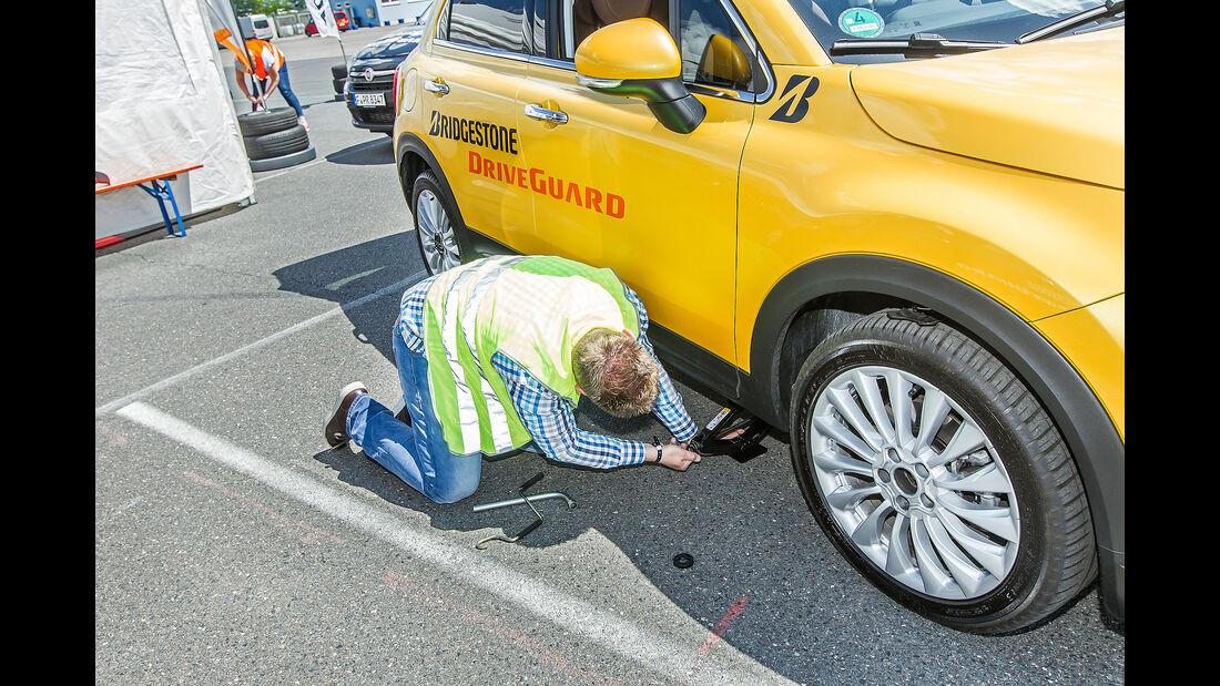 Bridgestone Family Test Drive (2017)