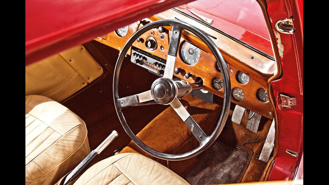 Bristol 400, Cockpit