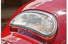Bristol 400, Heckfenster