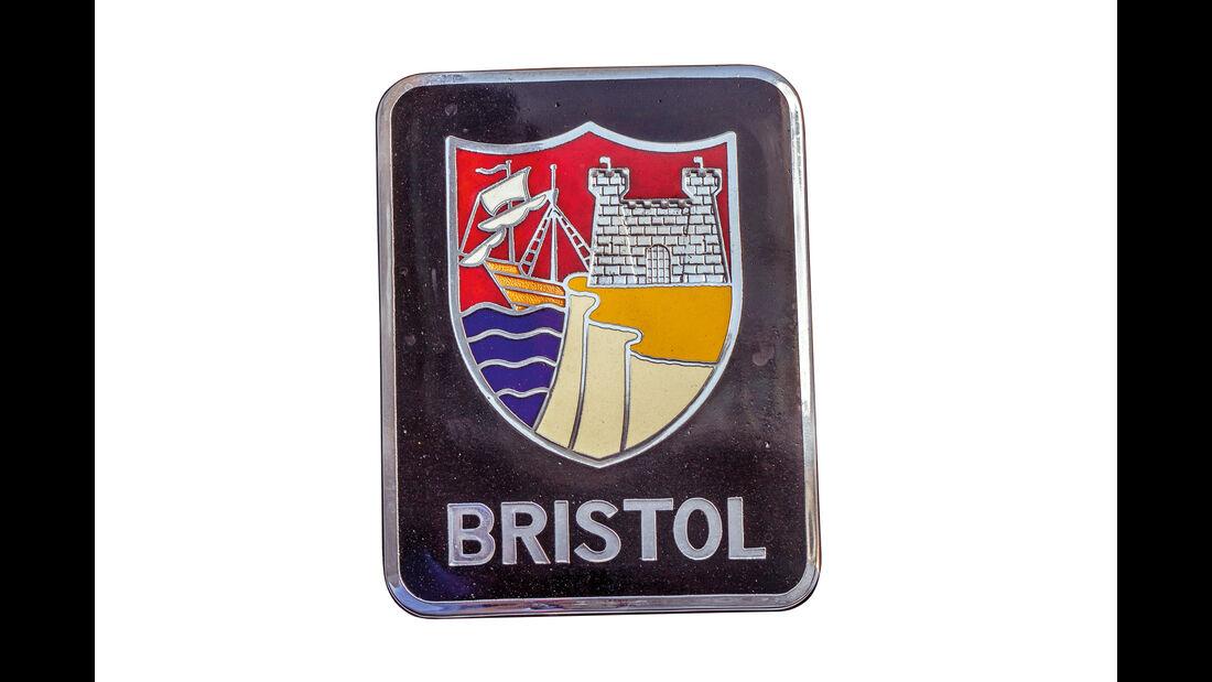 Bristol 412 SII Zagato, Firmenemblem