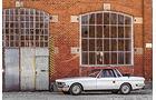 Bristol 412 SII Zagato, Seitenansicht