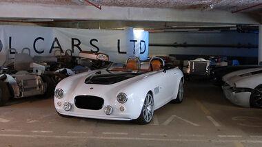 Bristol Cars Insolvenz Verkauf