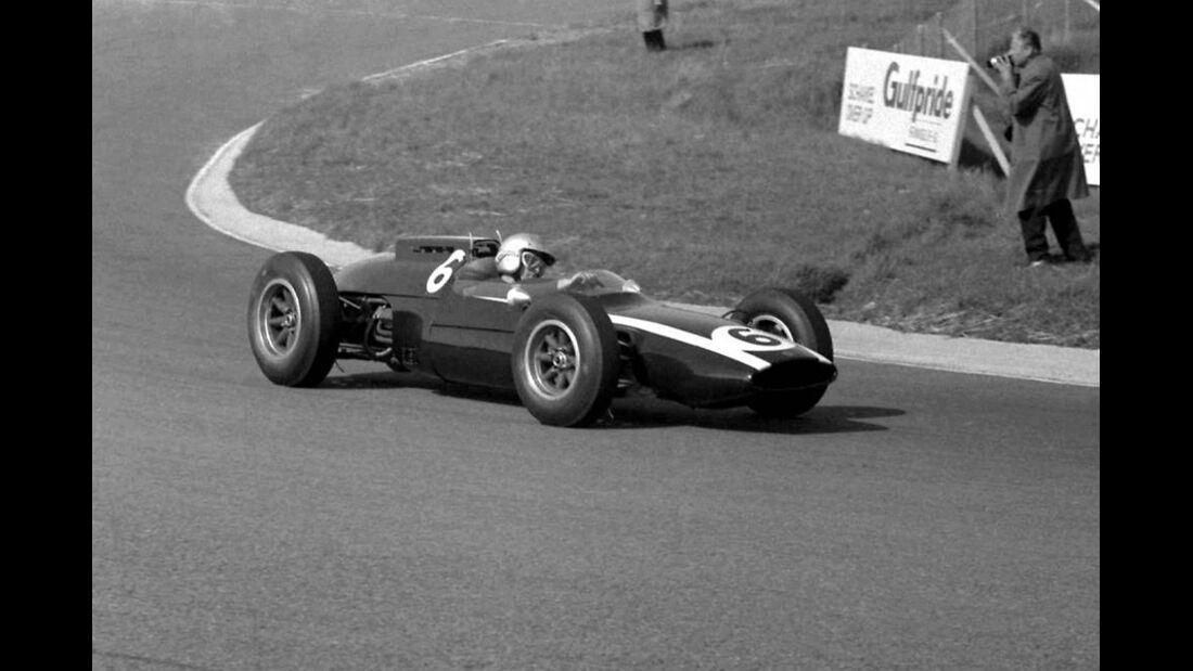 Bruce McLaren 1962