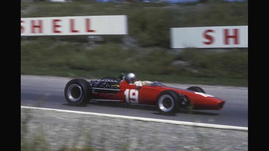 Bruce McLaren 1967