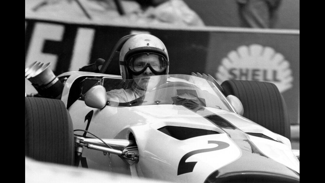 Bruce McLaren Debüt 1966