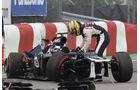 Bruno Senna F1 Fun Pics 2012