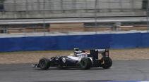 Bruno Senna - Formel 1 - GP Deutschland - 20. Juli 2012