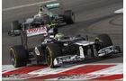 Bruno Senna GP Bahrain 2012