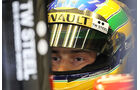 Bruno Senna - GP Belgien - Qualifying - 27.8.2011