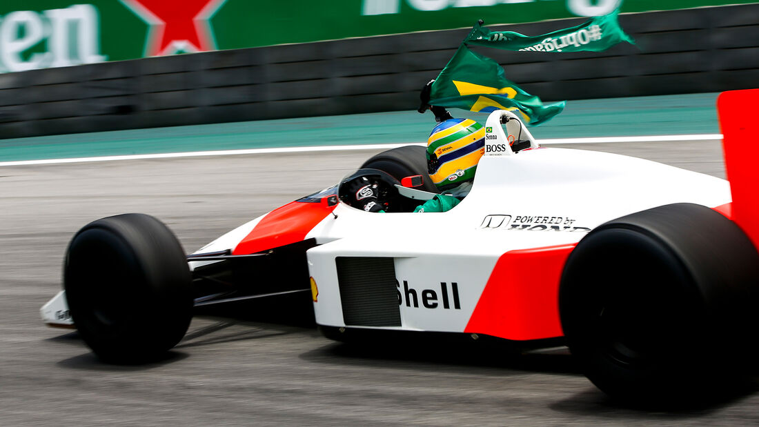 Bruno Senna - GP Brasilien 2019