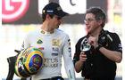 Bruno Senna - GP Brasilien - 25. November 2011