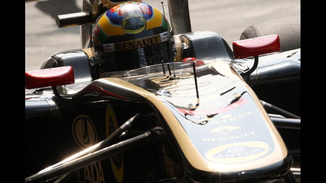 Bruno Senna - GP Indien - Delhi - 29.10.2011
