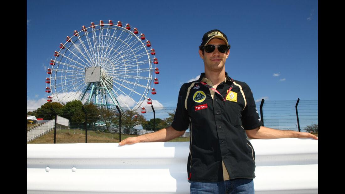 Bruno Senna - GP Japan - Suzuka - 6. Oktober 2011