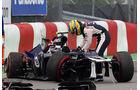 Bruno Senna GP Kanada 2012