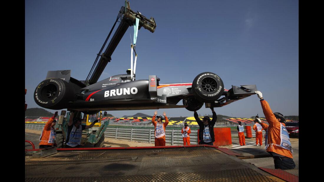 Bruno Senna - GP Korea 2010