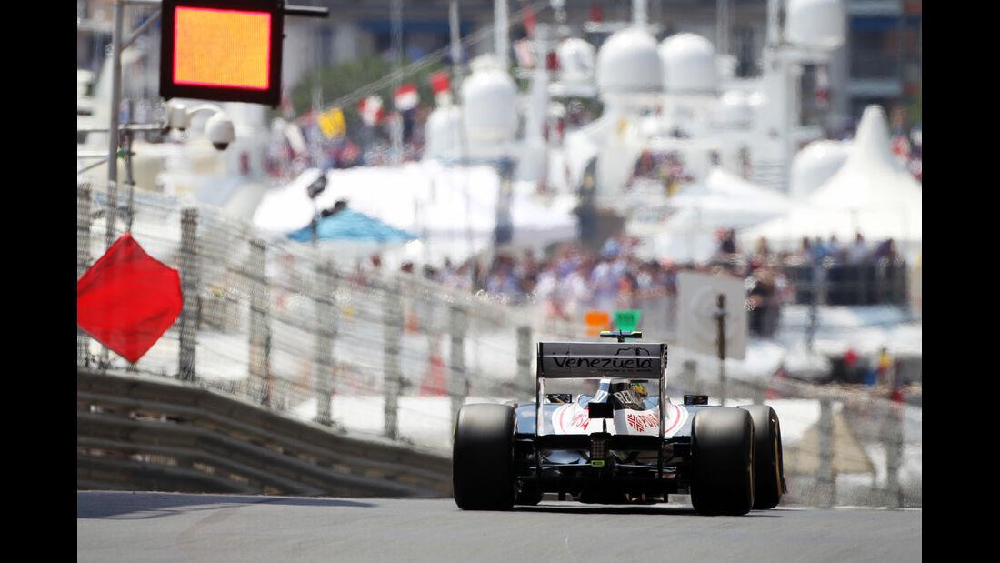 Bruno Senna - GP Monaco 2012