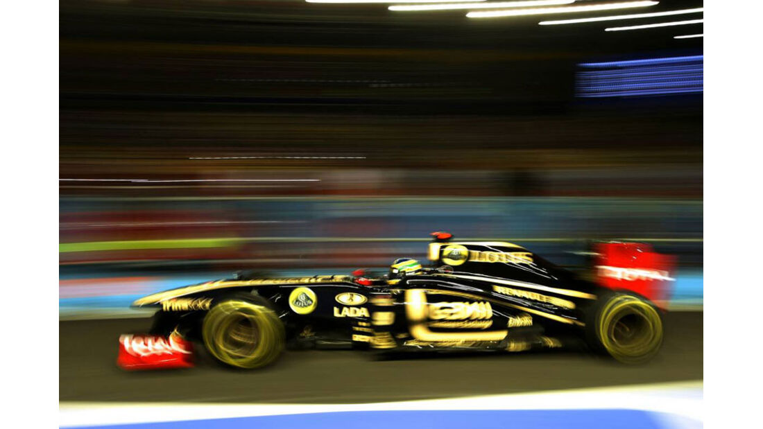 Bruno Senna - GP Singapur - 23. September 2011