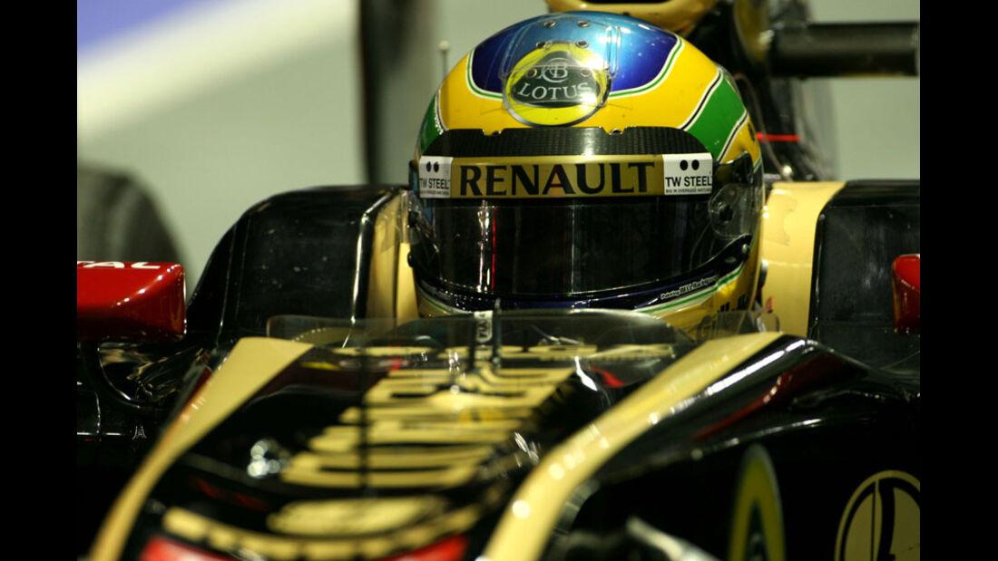Bruno Senna - GP Singapur - 24. September 2011