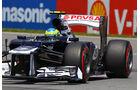 Bruno Senna - Williams FW34 - GP Kanada 2012