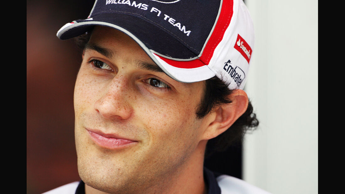 Bruno Senna - Williams - GP Malaysia - 22. März 2012