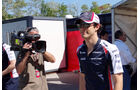 Bruno Senna - Williams - GP Spanien - 10. Mai 2012